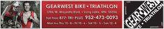 2014 Race Calendar - Gear West Bike & Triathlon - Long Lake MN
