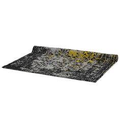 Dulce karpet 160x230cm geel an COCO maison voor Happyathome, Henders&Hazel en Xooon koop je zonder verzendosten en snel bij deleukstemeubels.nl | Deleukstemeubels.nl