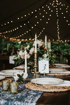 Jessie and Joe's Rustic Chic Mountaintop Wedding by Sass Photography | Boho Weddings For the Boho Luxe Bride