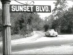 California Cool: sunset blvd.