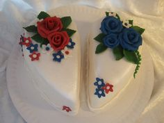 Cakes for the Norwegian Constitution Day is the National Day of Norway and is an official national holiday observed on May 17 each year. Constitution Day, Scandinavian Countries, National Holidays, Eat Cake, Norway, Food Ideas, Homemade, Cakes, Baking