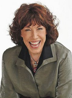 """famous comedian - Lilly Tomlin who made a name for herself on the """"Laugh In"""" tv show which had a huge success. Her """"telephone operator"""" comedy role was simply crazy and a barrel of laughts. What a great lady and comedian."""