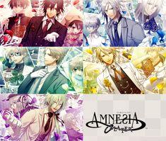 amnesia later on Tumblr