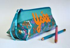 Exemple Trousse d'école ♥ Ysée ♥ | Mamzelle Adele, créatrice d'accessoires textiles | mamzelleadele