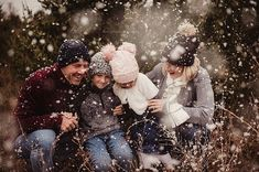 How to Nail Your Winter Family Photo Session – The Family Photo Blog