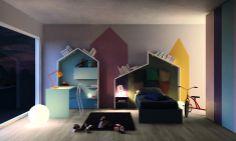 Kids Bedroom #lagodesign #design #bedroom #interiorlife #lagodesign #kids #kidsbedroom #bedroom #homedecor #home #ideas