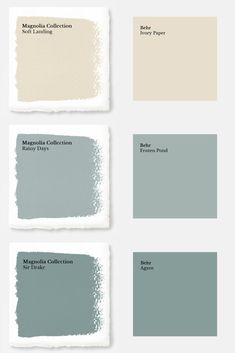 Magnolia Paint Colors Matched to Behr - Joyful Derivatives Discover the secret to getting you favorite fixer upper paint colors from Behr at your local Home Depot with these Magnolia Home Paint color matches!