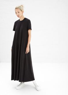 Acne Studios Wink Dress (Black)