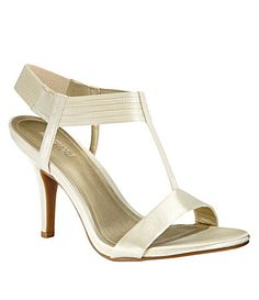 9cda5c4b250 Gold sandals for bridesmaid dress