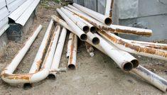 Услуга демонтажа стальных труб в Калининграде и области