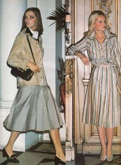 Celine,  L'Officiel - April 1978