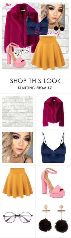 """""""GO CRAZY, HAVE FUN"""" by camillaleo ❤ liked on Polyvore featuring Dries Van Noten and Chinese Laundry"""