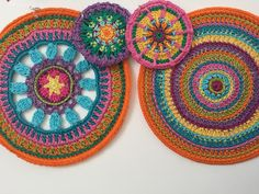 Bethel's Crochet Mandalas for Marinke