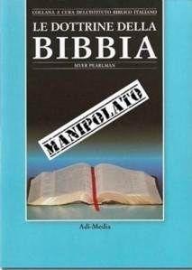 Le ADI hanno manipolato  'Le Dottrine della Bibbia'  di Myer Pearlman