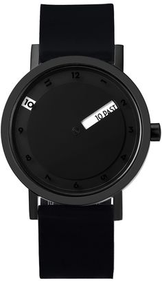 Till watch men's - All Black