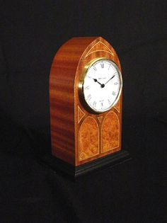 Mantle Clock No. 34 by MWBStudios on Etsy, $90.00