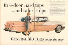 https://flic.kr/p/SpWZdM | 1956 General Motors Pontiac Catalina Advertisement Time April 2 1956 | 1956 General Motors Pontiac Catalina Advertisement Time April 2 1956