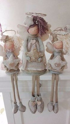 1 million+ Stunning Free Images to Use Anywhere Christmas Sewing, Christmas Gnome, Christmas Angels, Doll Crafts, Diy Doll, Angel Crafts, Christmas Crafts, Christmas Decorations, Christmas Ornaments