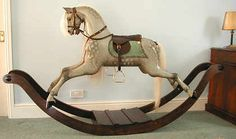 Rocking Horses from Windmill Antiques