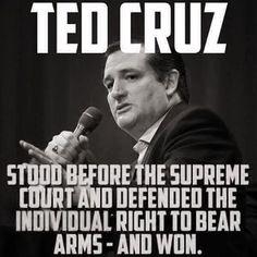 Patriots! If you want to keep all your guns! Vote Ted Cruz! #TedCruz2016