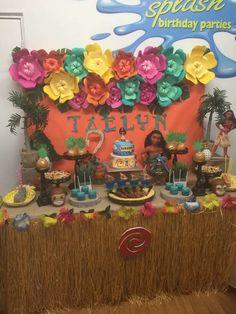 Moana Birthday Party Ideas | Photo 4 of 29
