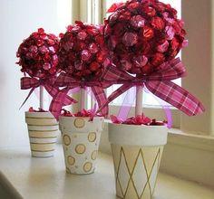 Árboles de caramelo on 1001 Consejos  http://www.1001consejos.com/social-gallery/arboles-de-caramelo
