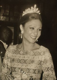 Empress Farah of Iran by Mig_R, via Flickr