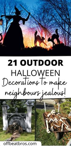 Halloween Yard Ideas, Diy Outdoor Halloween Decorations, Halloween Outside, Halloween Games, House Decorations, Halloween Party Decor, Halloween House, Halloween Stuff, Fall Halloween