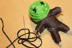 String Voodoo Dolls!: 8 Steps (with Pictures)