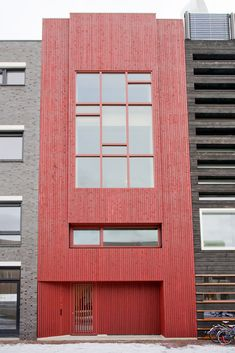Gallery of Wooden House / MAATworks - 7