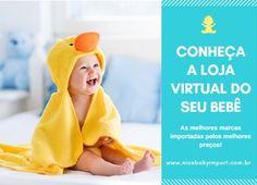 Nicebabyimport é uma loja virtual de produtos importados para bebes e crianças.