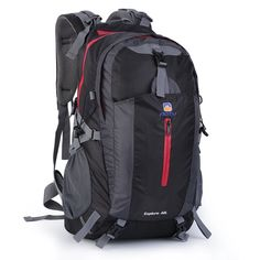 OUTAD Hiking Backpack * Check out this great product.