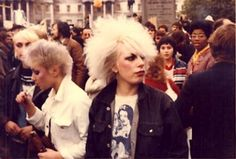 Punks 1977 Colour