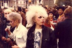 Punks 1977 Colour