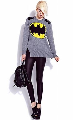 "Introducing the ""Bats and Cats"" Collection at Forever 21!"
