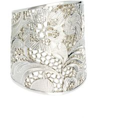 Ted Baker Lace Cuff ($155) ❤ liked on Polyvore