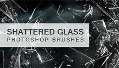 A Place for Graphic Designers to Find Inspiration and Articles. Find Resources and Other Freebies in One Place. Glass Photoshop, Photoshop Brushes, Stuff For Free, Shattered Glass, Good Tutorials, Graphic Design Trends, News Articles, Brush Set, Art World