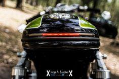 KZ650 Cafe Racer by Ruffo Black Customs - RocketGarage - Cafe Racer Magazine