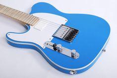 Wirebird Guitars Contour IV