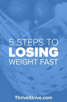 Looking to lose weight quickly? It's possible and you don't have to do anything crazy. Here are the 5 steps that will guarantee that you lose weight fast.