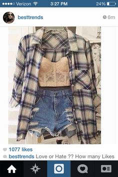 Cute sexy summer outfit (it's a wear to go out with your boyfriend).>> Boyfriend? nahh.... I'm wearin this out with my girls