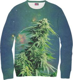 Mr. GUGU & Miss GO :: OUTERWEAR :: Ganja sweater