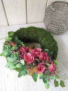 Funeral, Floral Wreath, Wreaths, Diy, Home Decor, Floral Crown, Decoration Home, Door Wreaths, Bricolage