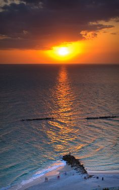 Sunset in Marco Island | Florida (by Jonathan...
