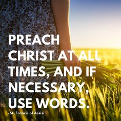 """Preach Christ at all times, and if necessary, use words. """"Today we're going to be addressing modesty…""""  I cringed and sensed the sparse hairs on my arms stand on end. I didn't like being convicted. """"Haven't I heard enough?!"""" Obviously not, since my dressing habits at the time hadn't changed in the slightest and my heart refused to receive correction. The way I dressed seemed right in my own eyes. After encountering Proverbs 12:15, I learned pride is the biggest characteristic of a fool.  The…"""