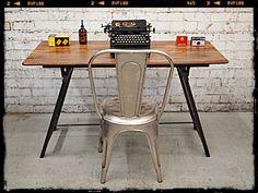 Retro Trestle Table | Study Desk | Vintage Furniture Sydney
