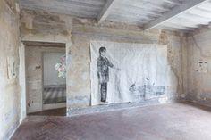 Kiki Smith - 'Path', General view of the exhibition. Galleria Continua San Gimignano 2014. Photo by Ela Bialkowska.