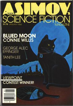 Isaac Asimov's Science Fiction Magazine - January 1984