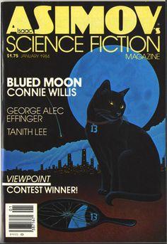 Isaac Asimov's Science Fiction Magazine - January 1984