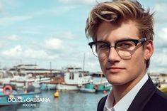 b6c9561743 Campagne lunettes de soleil Dolce   Gabbana Printemps Été 2017